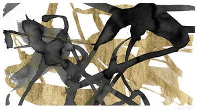 Luxe Gold I by Jennifer Goldberger