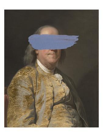 Masked Franklin