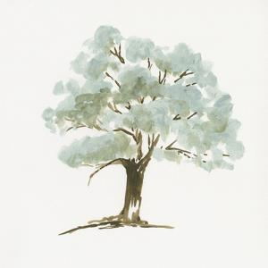 Mint Tree I by Jennifer Goldberger