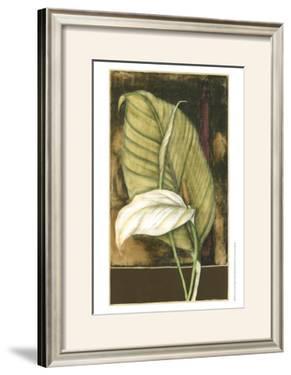 Moonlit Foliage II by Jennifer Goldberger