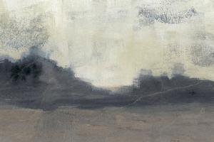 Mountain Silhouette II by Jennifer Goldberger