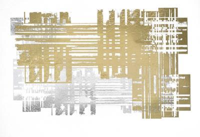 Multi Foil Matrix II by Jennifer Goldberger