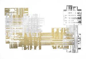 Multi Foil Matrix III by Jennifer Goldberger