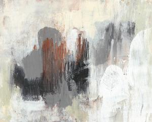 Neutrals & Rust II by Jennifer Goldberger