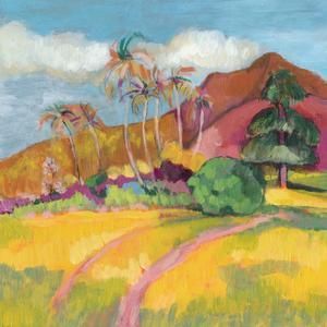 Ode to Gauguin I by Jennifer Goldberger