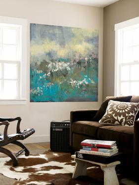 Painterly Field II by Jennifer Goldberger