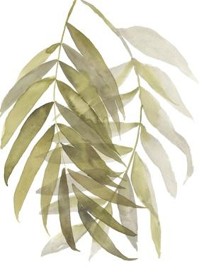 Palm Embrace II by Jennifer Goldberger