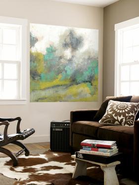Pastel Walk I by Jennifer Goldberger