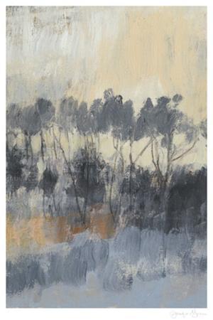Paynes Treeline I by Jennifer Goldberger
