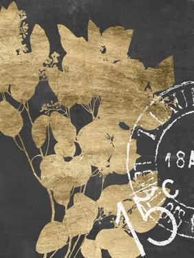 Postage Leaves IV by Jennifer Goldberger