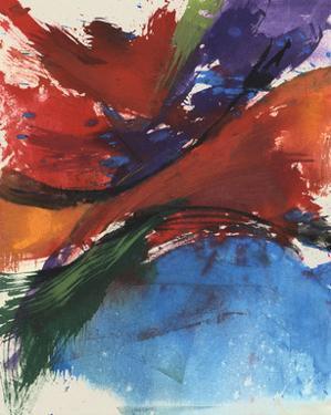 Primary Splash II by Jennifer Goldberger