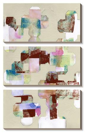 Quatrefoil Cut-outs by Jennifer Goldberger