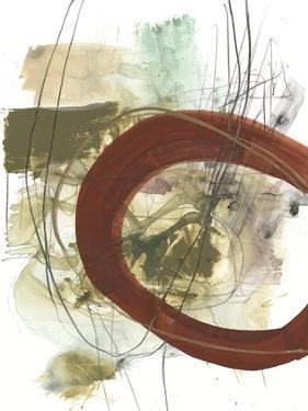 Rusted Loops II by Jennifer Goldberger