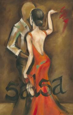 Salsa by Jennifer Goldberger