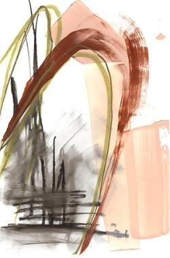 Scraped I by Jennifer Goldberger