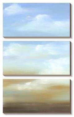 Skyscape I by Jennifer Goldberger