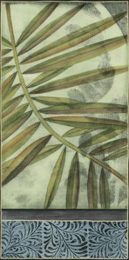 Sophisticated Palm II by Jennifer Goldberger