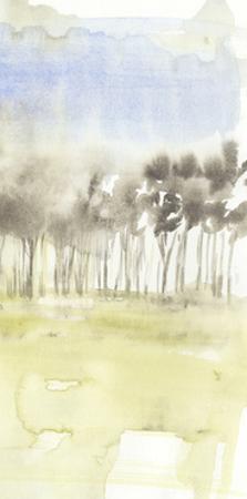 Split Treeline II by Jennifer Goldberger
