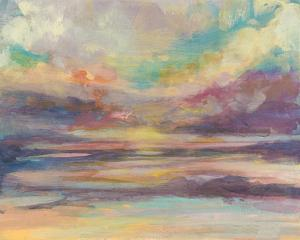 Sunset Light II by Jennifer Goldberger