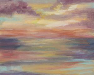 Sunset Light III by Jennifer Goldberger