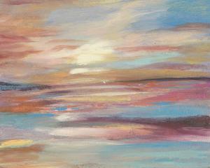Sunset Light IV by Jennifer Goldberger