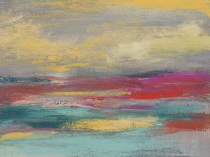 Sunset Study I by Jennifer Goldberger