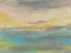 Sunset Study IV by Jennifer Goldberger