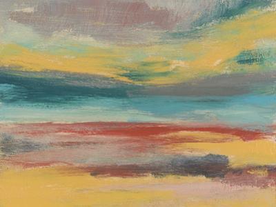 Sunset Study IX by Jennifer Goldberger