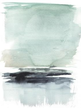 Teal Moor I by Jennifer Goldberger