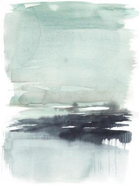 Teal Moor II by Jennifer Goldberger