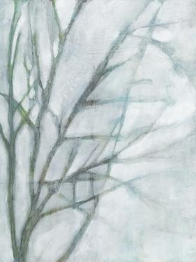 Tree with White Sky II by Jennifer Goldberger