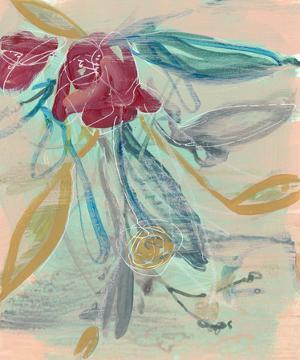 Tropical Bouquet I by Jennifer Goldberger