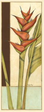 Tropicana Botanical I by Jennifer Goldberger