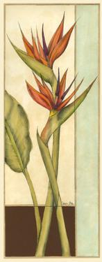 Tropicana Botanical II by Jennifer Goldberger