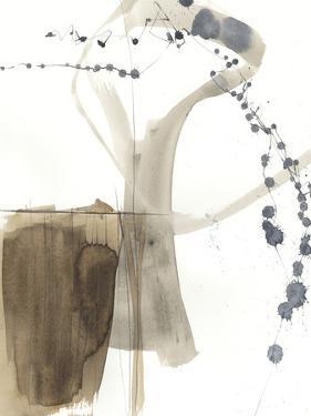 Umber Connection I by Jennifer Goldberger