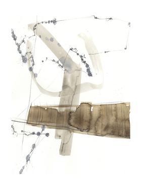 Umber Connection II by Jennifer Goldberger