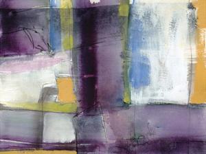 Vibrant Rhythm II by Jennifer Goldberger