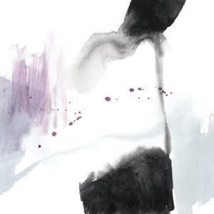 Violet Bloom II by Jennifer Goldberger
