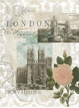 Visiting London by Jennifer Goldberger