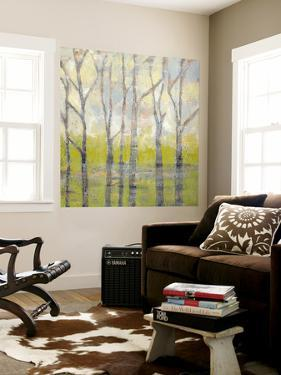 Whispering Treeline I by Jennifer Goldberger