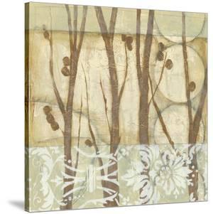 Willow and Lace III by Jennifer Goldberger