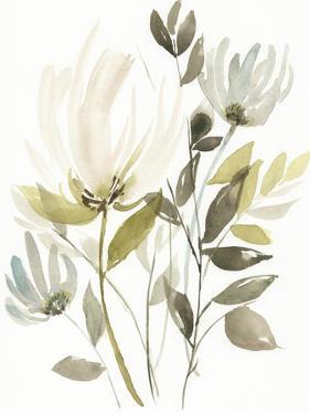 Winter Arrangement I by Jennifer Goldberger