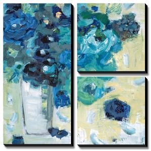 Harmony in Blue by Jennifer Harwood