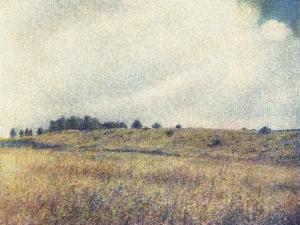 Eastern Washington Landscape by Jennifer Kennard