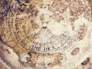 Globe by Jennifer Kennard