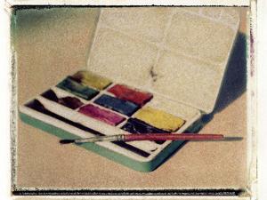 Paintbox by Jennifer Kennard by Jennifer Kennard