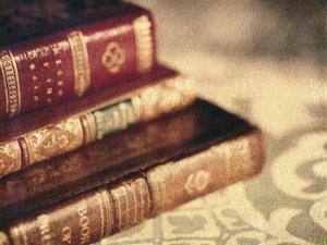 Rare Books No.6 by Jennifer Kennard