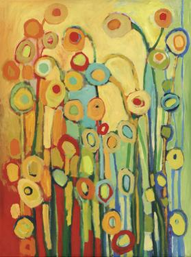 Dance of the Poppy Pods by Jennifer Lommers
