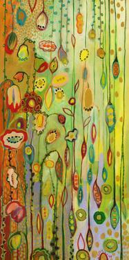 Garden Lights by Jennifer Lommers