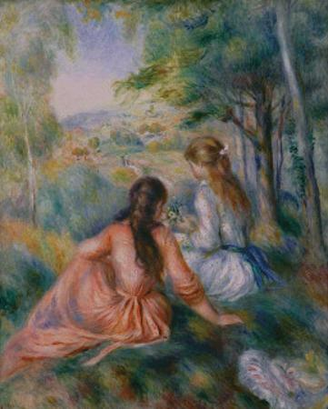 In the Meadow by Jennifer Lommers
